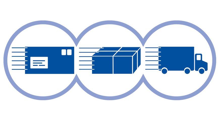 Postdienste, Speditionen und Logistik
