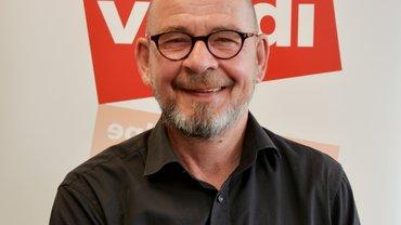 Gewerkschaftssekretär Thomas Mehlin