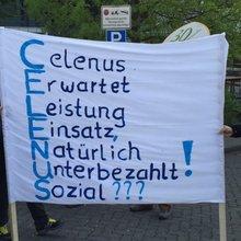 2016 Celenus Streik 1