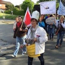 2016 Celenus Streik 2