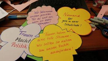 Was Frauen sich zum Internationalen Frauentag wünschen