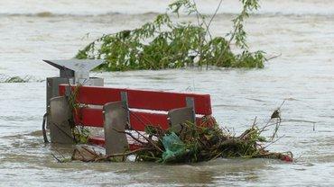 Hochwasserereignis in Südwestfalen
